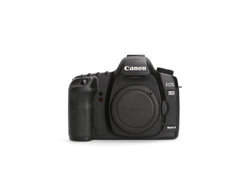 Canon 5D Mark II - 84.000 Kliks - Gereserveerd