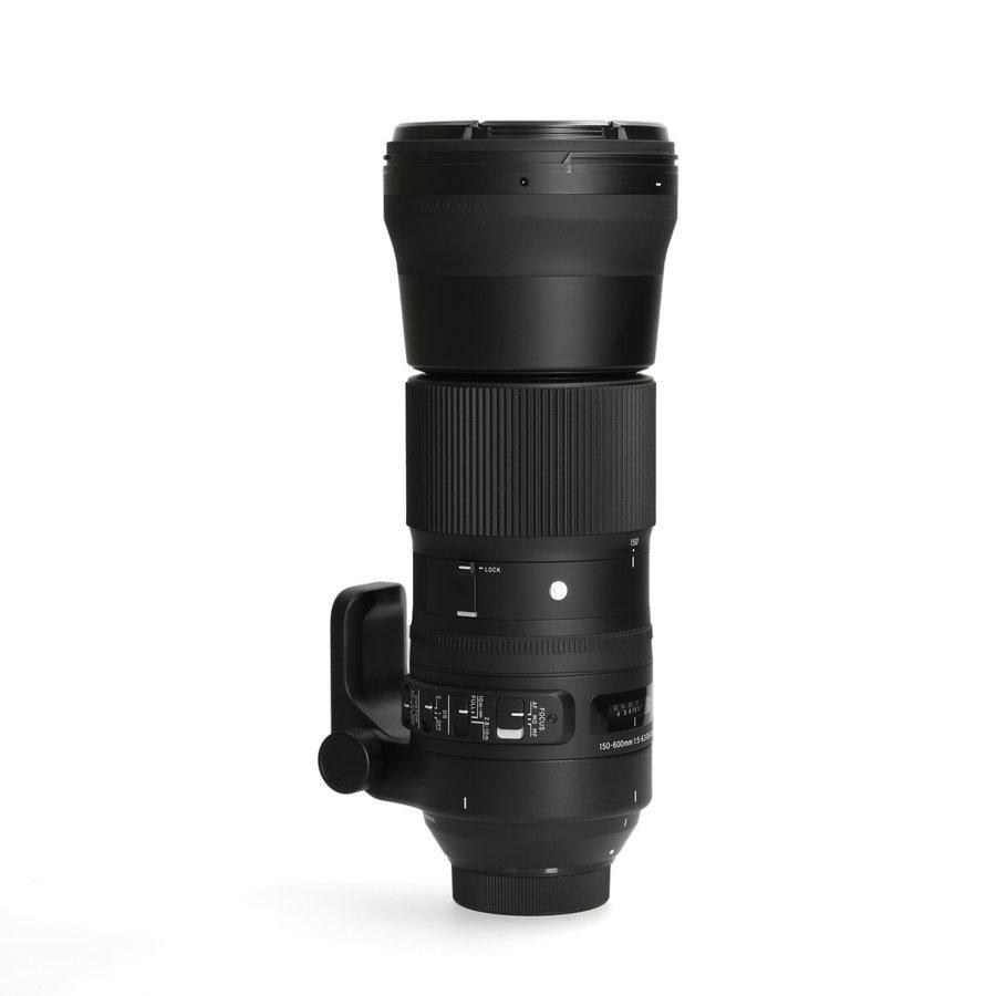 Sigma 150-600mm 5.0-6.3 DG OS HSM Contemporary (Nikon)