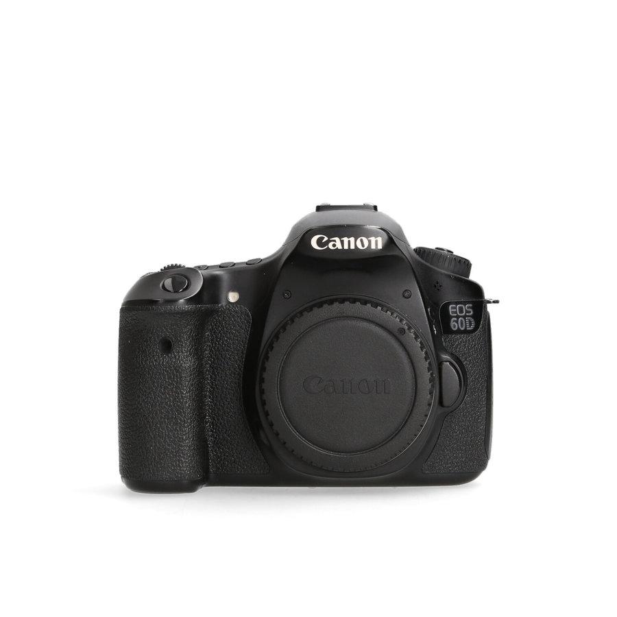 Canon 60D - 101.000