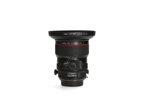 Canon TS-E 24mm 3.5 II