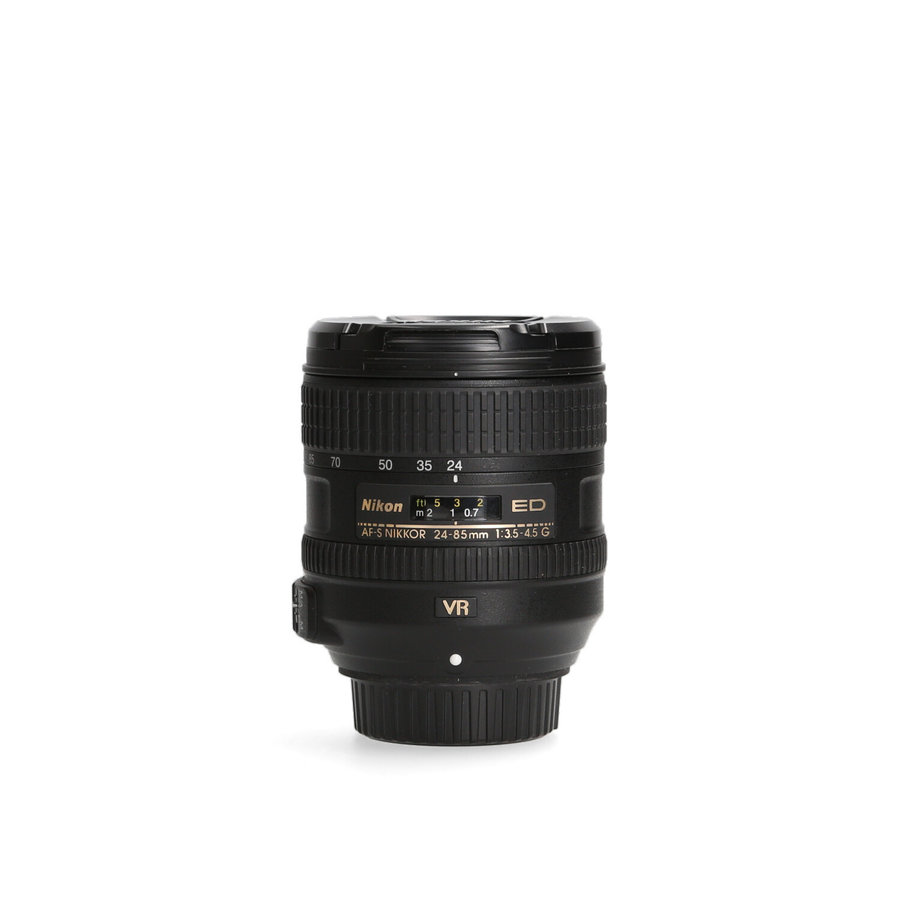 Nikon 24-85mm 3.5-4.5 G AF-S ED