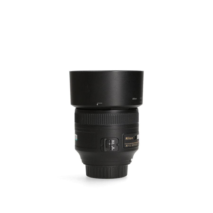 Nikon 85mm 1.8 AF-S G