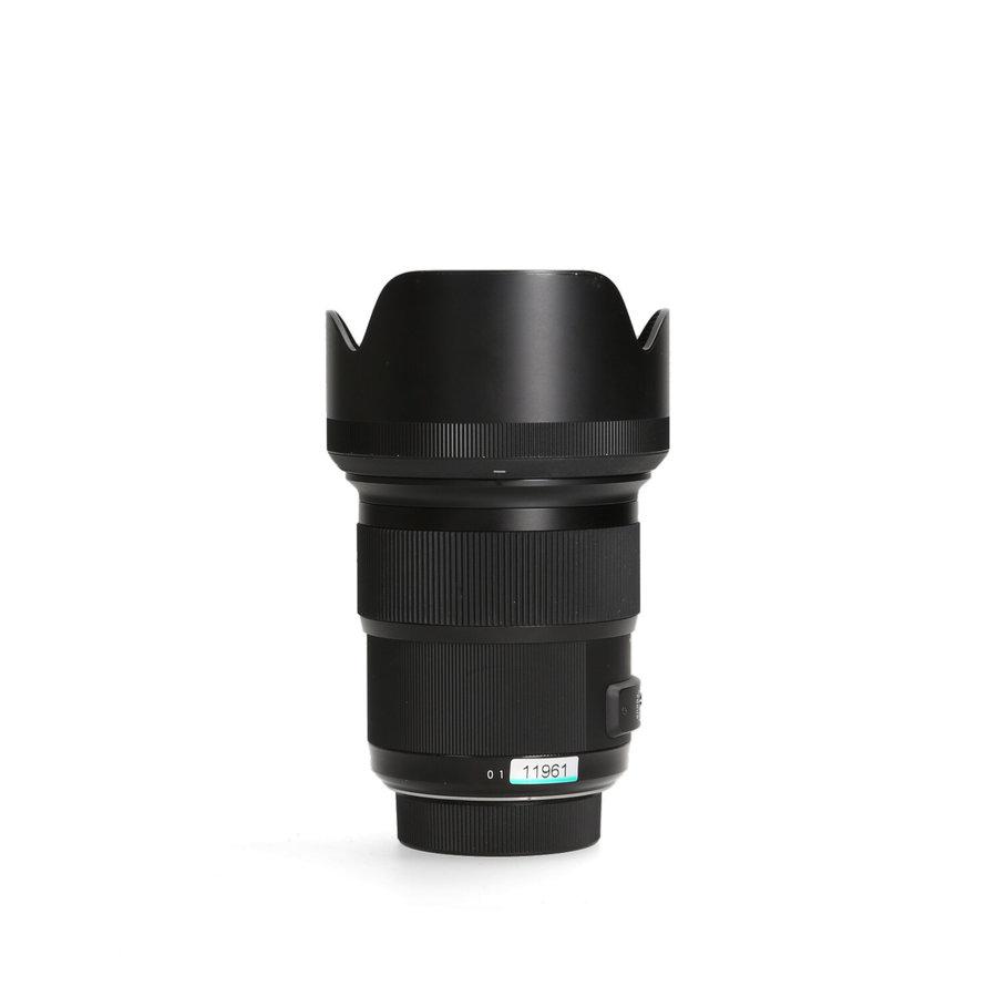 Sigma 50mm 1.4 DG ART HSM