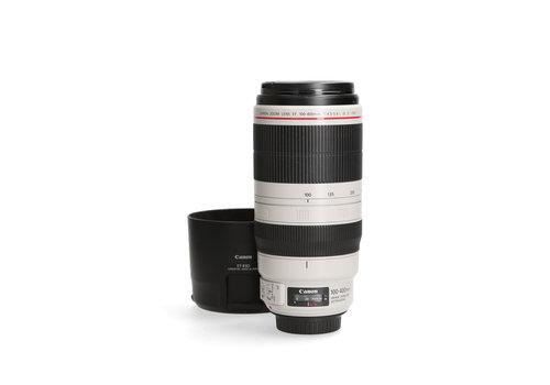 Canon 100-400mm 4.5-5.6 L IS II (nieuw)