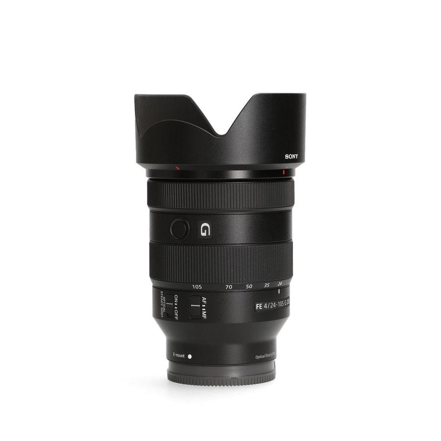 Sony 24-105mm 4.0 G OSS (Outlet)