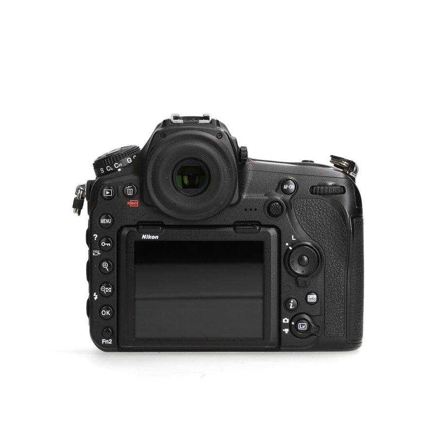 Nikon D850 - 130.000 kliks
