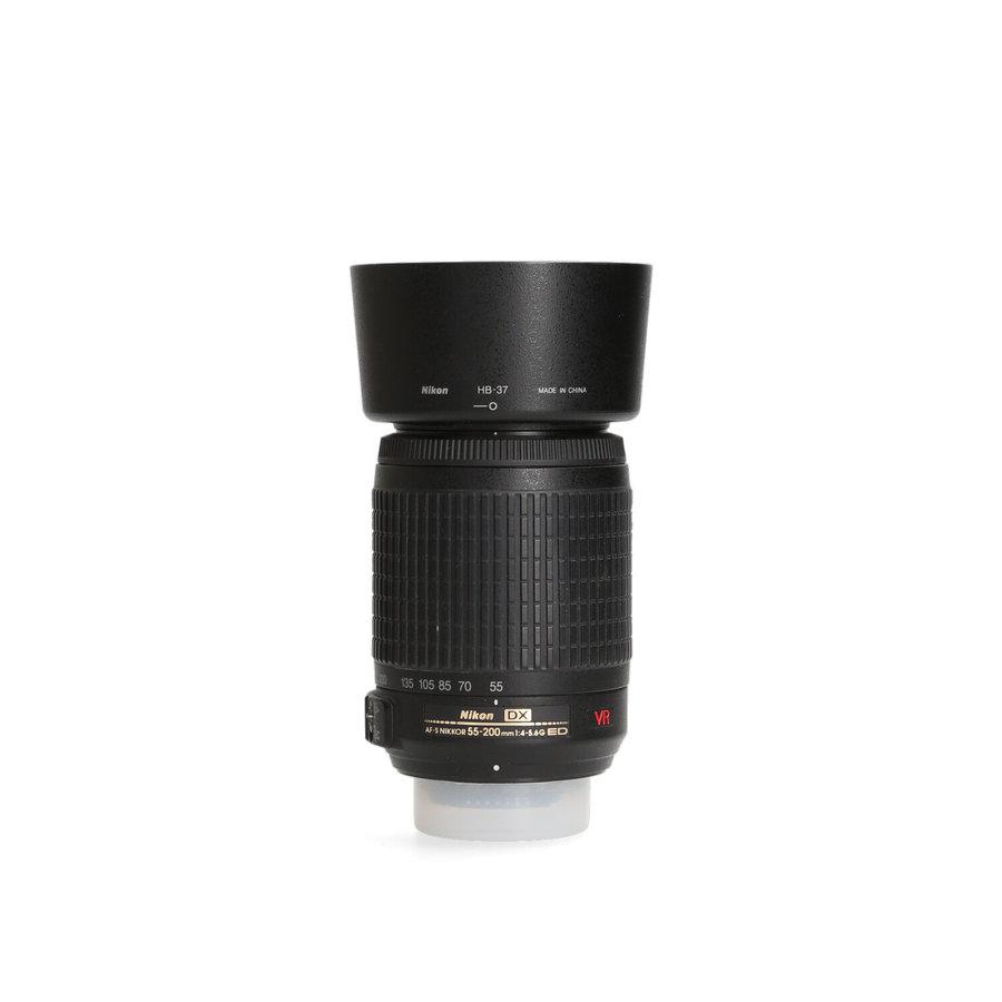 Nikon 55-200mm 4-5.6 AF-S ED DX