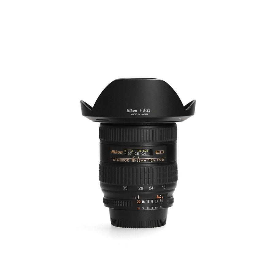 Nikon AF-D 18-35mm 3.5-4.5