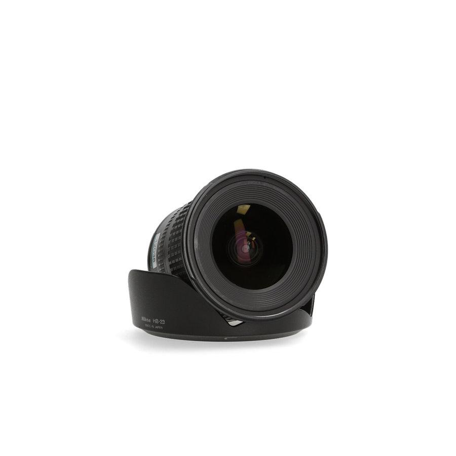 Nikon 10-24mm 3.5-4.5 G ED DX