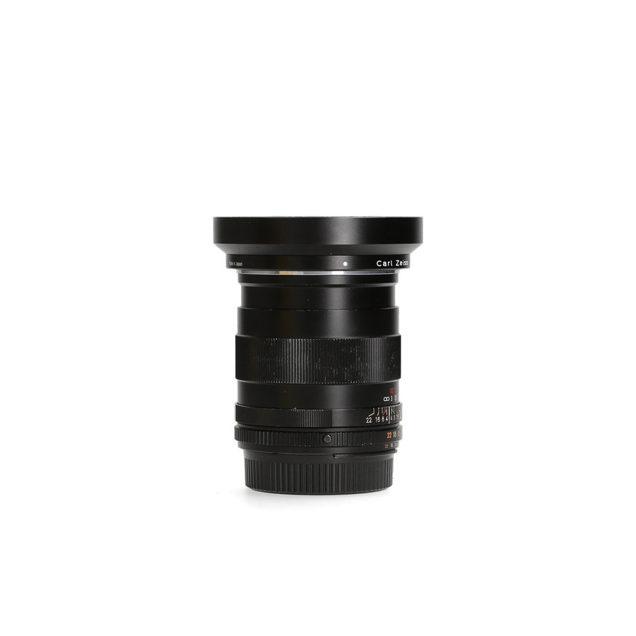 Zeiss Distagon *T 35mm 2.0 ZF2 (Nikon)