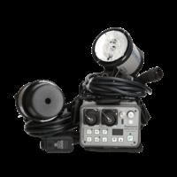 Elinchrom Ranger RX speed AS + 2x HS lampen + El Skyport trigger