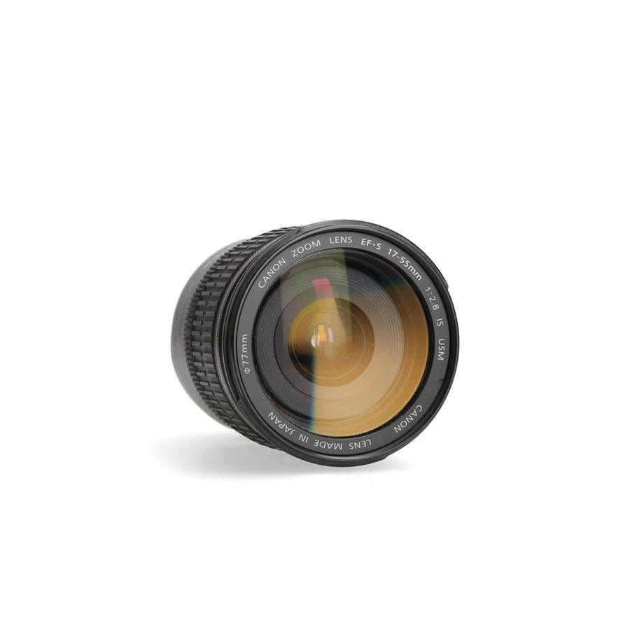 Canon 17-55mm 2.8 EF IS