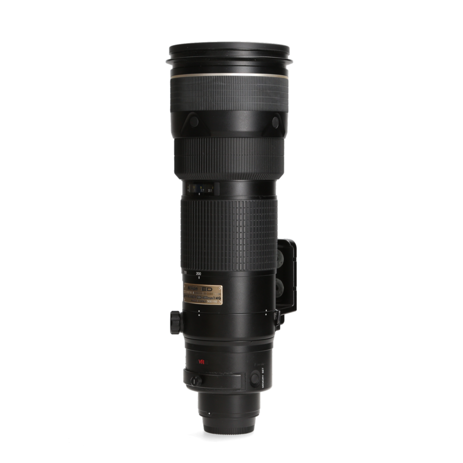 Nikon 200-400mm 4.0 F AF-S ED VR
