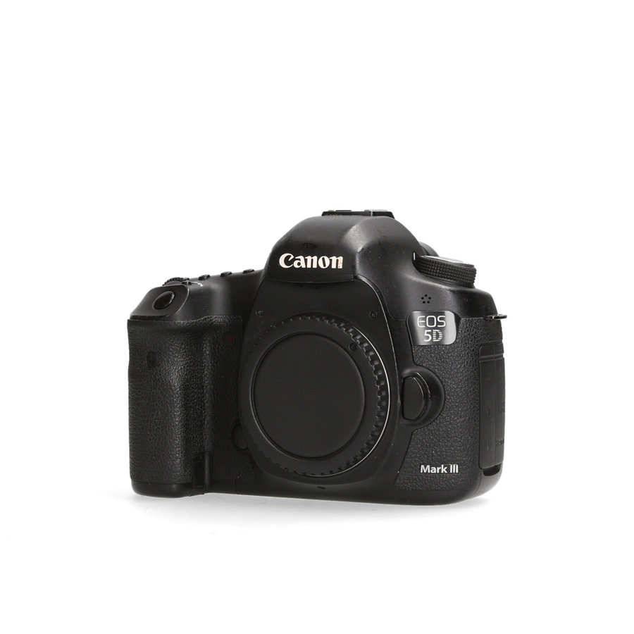 Canon 5D mark III - 200.000 kliks