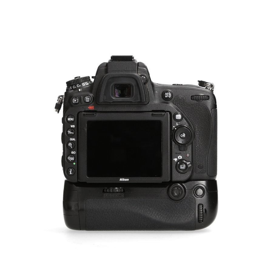 Nikon D750 +  Meike grip - 35.000 kliks