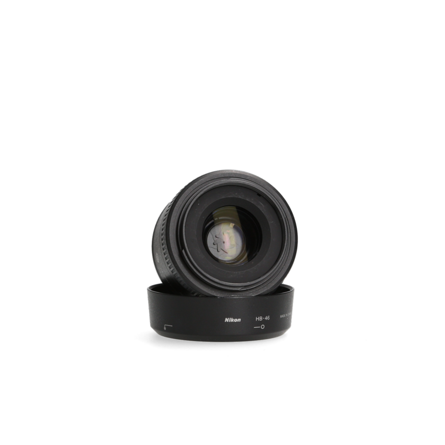 Nikon 35mm 1.8 G DX AF-S