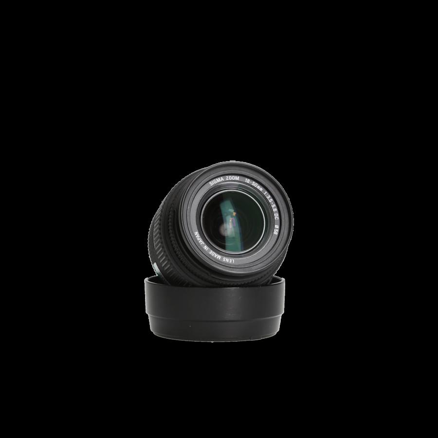 sigma 18-50mm 3.5-5.6 DC (Nikon)