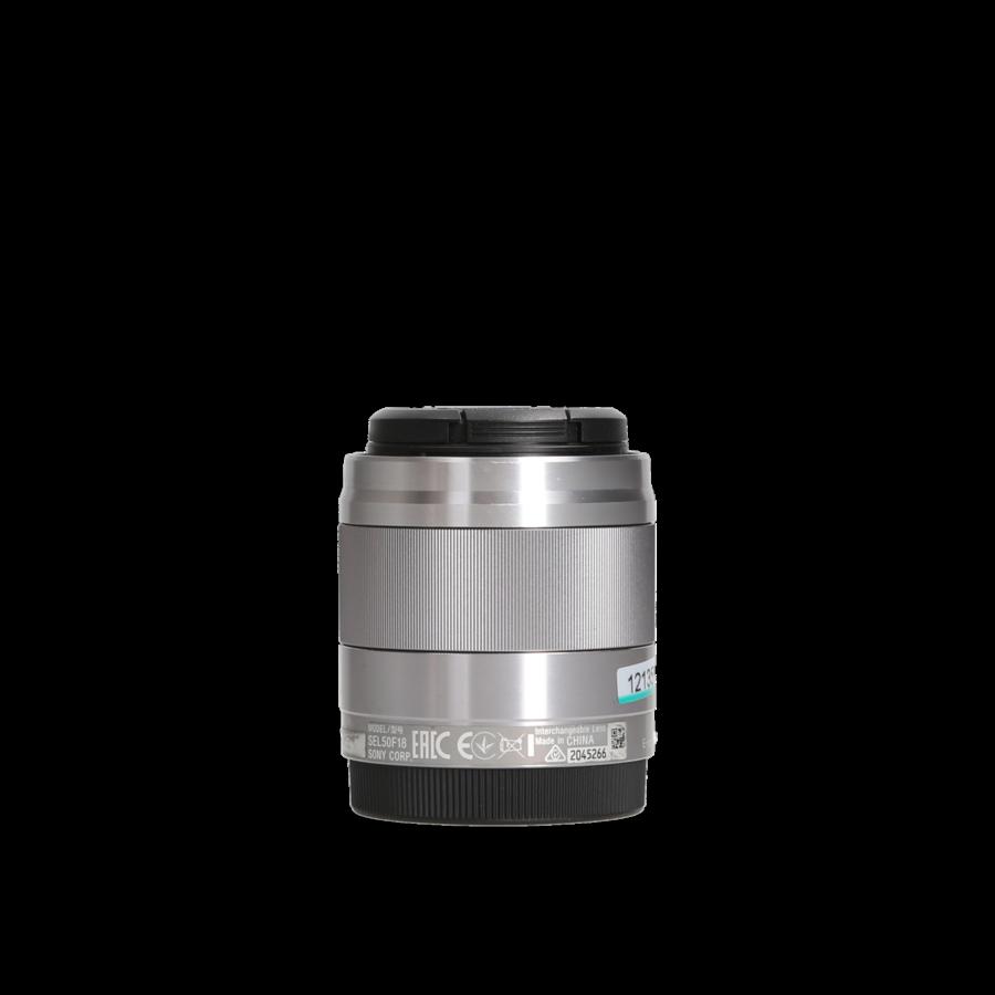 Sony 50mm 1.8 OSS