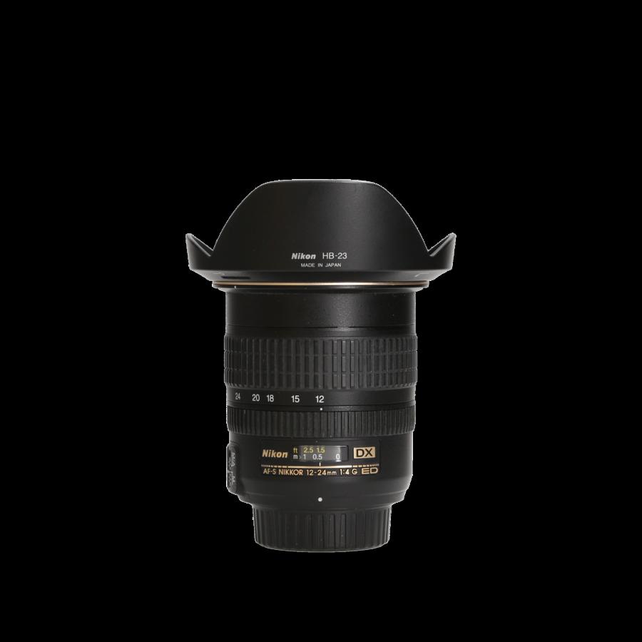 Nikon 12-24mm 4.0G AF-S ED DX