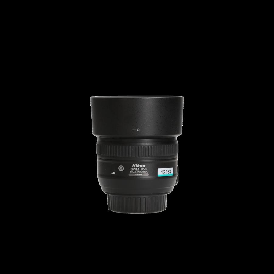 Nikon 50mm 1.4G AF-S