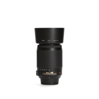 Nikon 55-200mm 4-5.6 AF-S DX