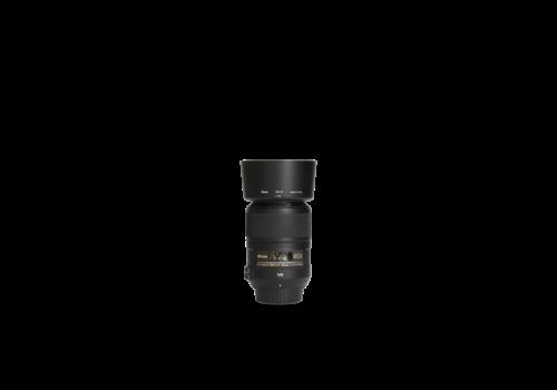 Nikon 85mm 3.5 G ED AF-S DX VR