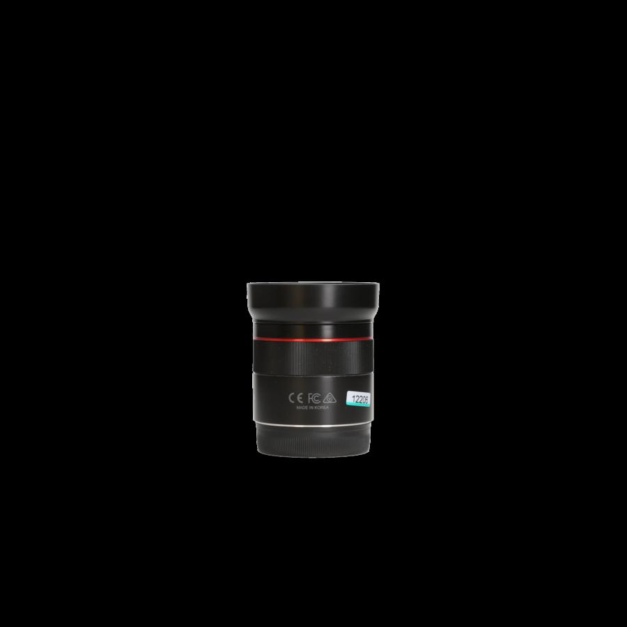 Samyang 45mm 1.8 AF (Canon) - incl. btw