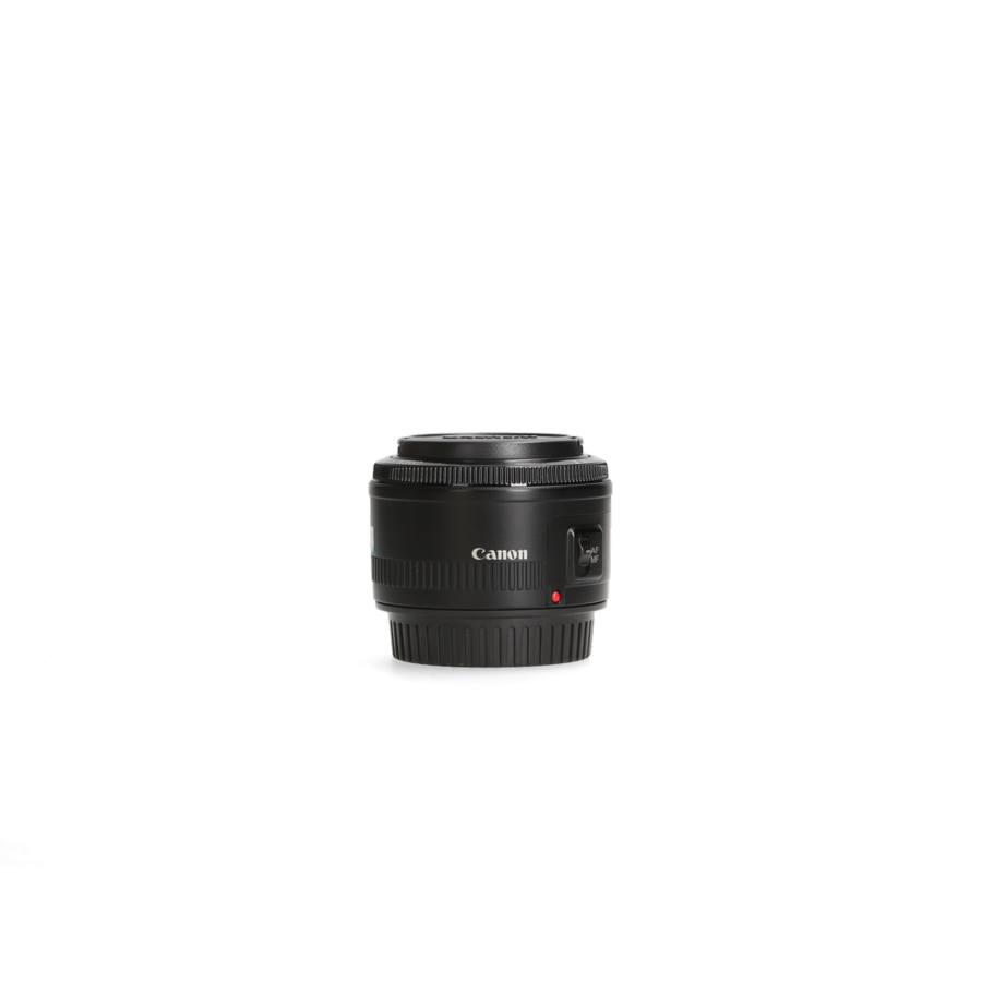 Canon 50mm 1.8 - incl. btw