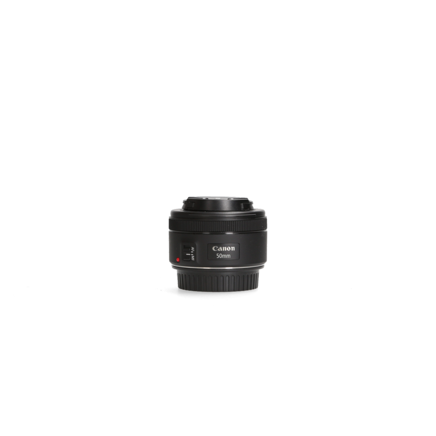 Canon 50mm 1.8 STM - incl. btw
