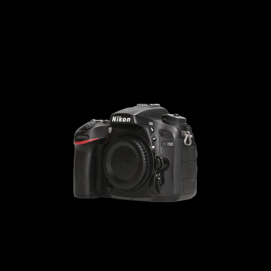 Nikon D7200 - 34.500 kliks