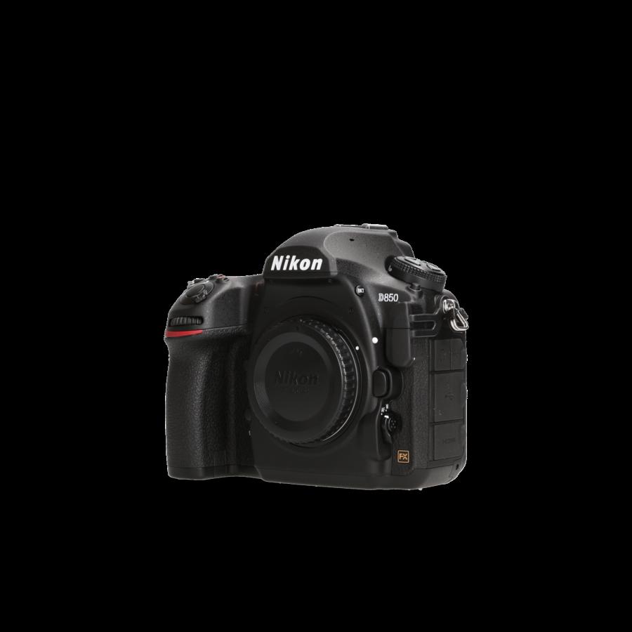 Nikon D850 - nieuw model