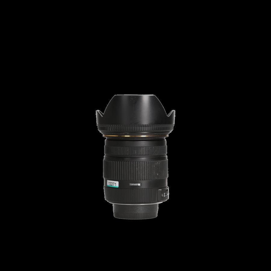 Sigma 17-50mm 2.8 DC EX HSM (Nikon)