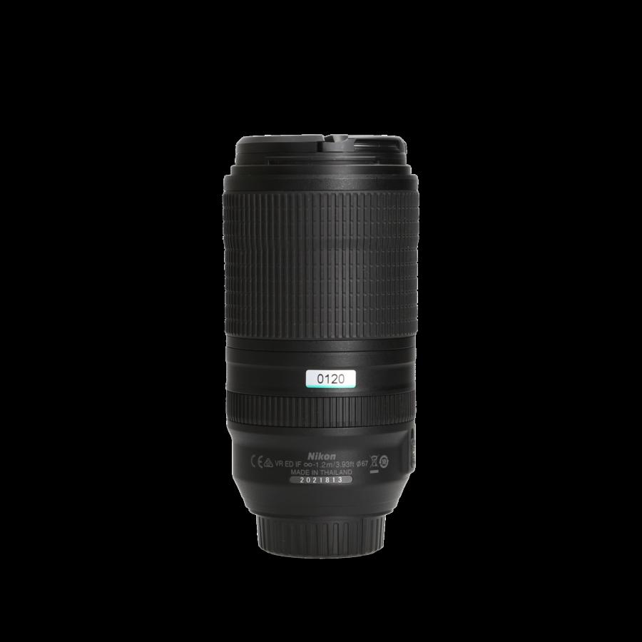 Nikon 70-300mm 4.5-5.6 G AF-S ED VR