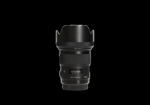 Sigma 50mm 1.4 DG Art (Canon)