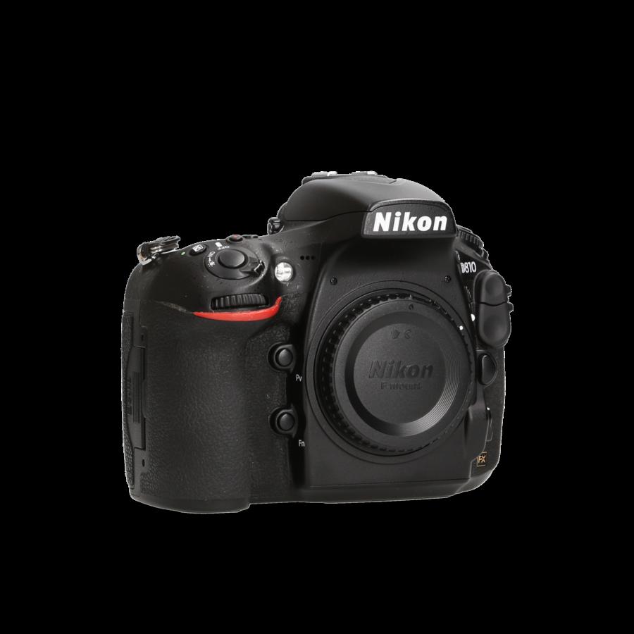 Nikon D810 - 64.000 kliks