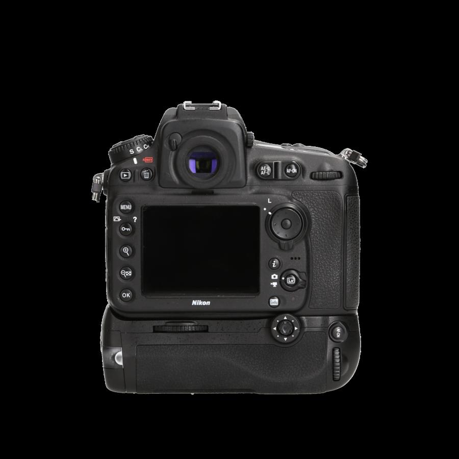 Nikon D810 - 48.000 kliks