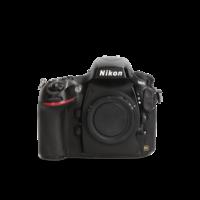 Nikon D800 - 120.000 kliks