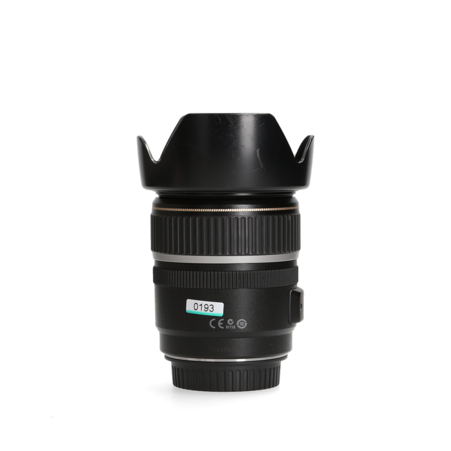 Canon EF-S 17-85mm 4.0-5.6 IS USM