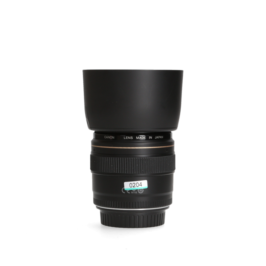 Canon 85mm 1.8 EF