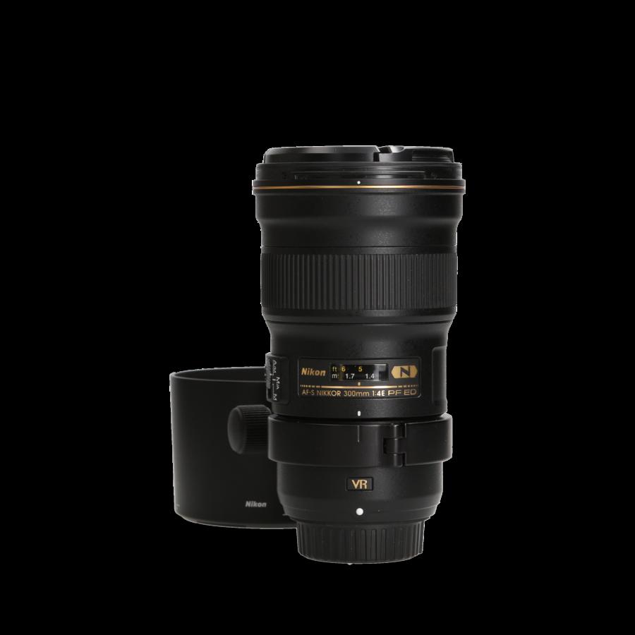 Nikon AF-S 300mm 4.0 E PF ED