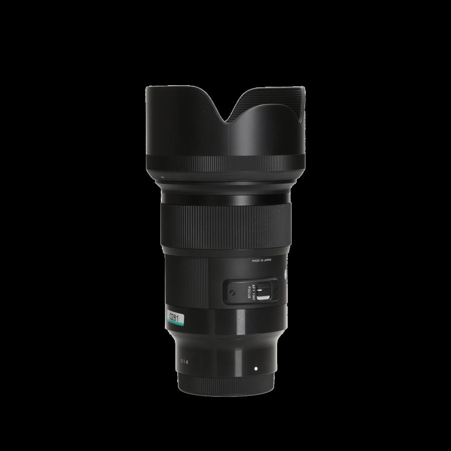 Sigma 50mm 1.4 DG HSM Art (Sony E-Mount)