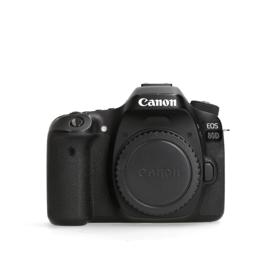 Canon 80D - 15.000 kliks