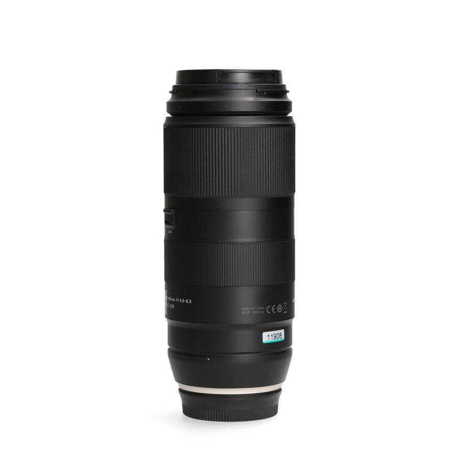 Tamron 100-400mm 4.5-6.3 DI VC USD