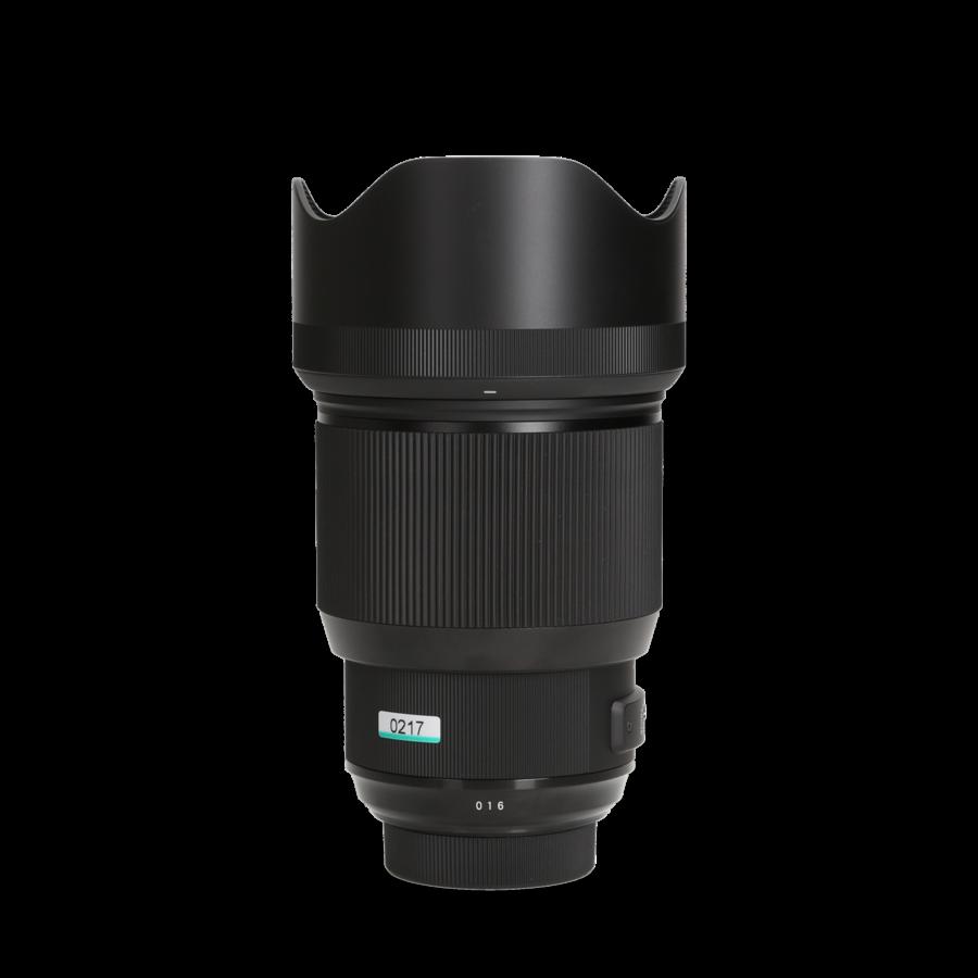 Sigma 85mm 1.4 DG HSM Art (Nikon)
