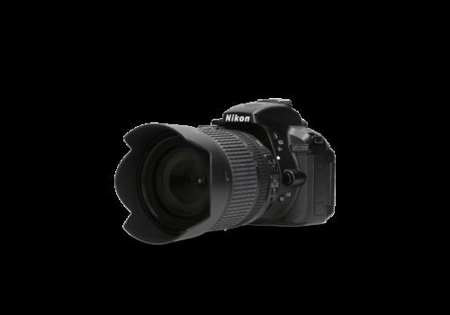 Nikon D5300 + 18-105mm VR - Gereserveerd