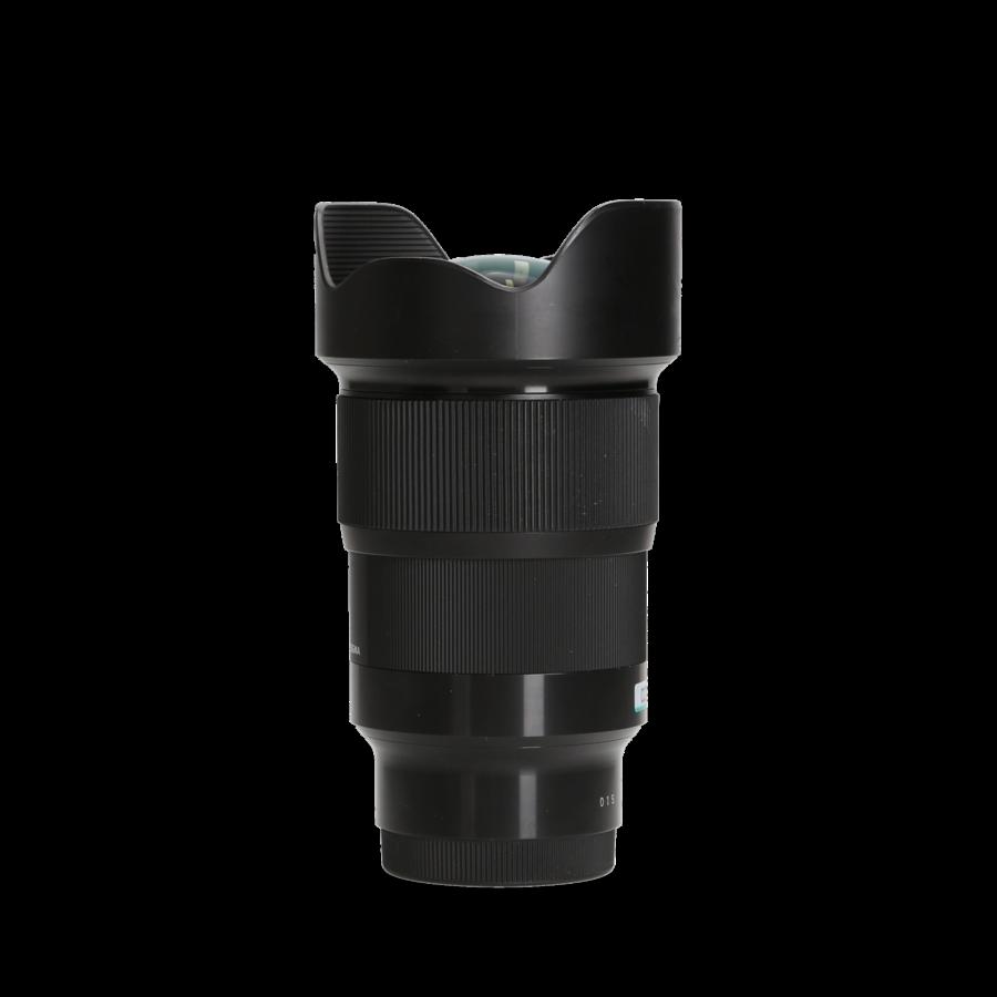 Sigma 20mm 1.4 DG Art - Sony E-Mount