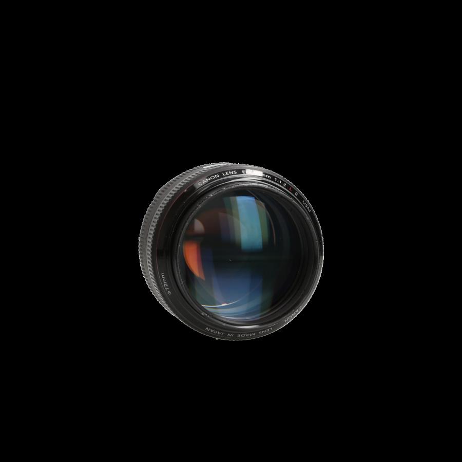 Canon 85mm 1.2 L EF USM II