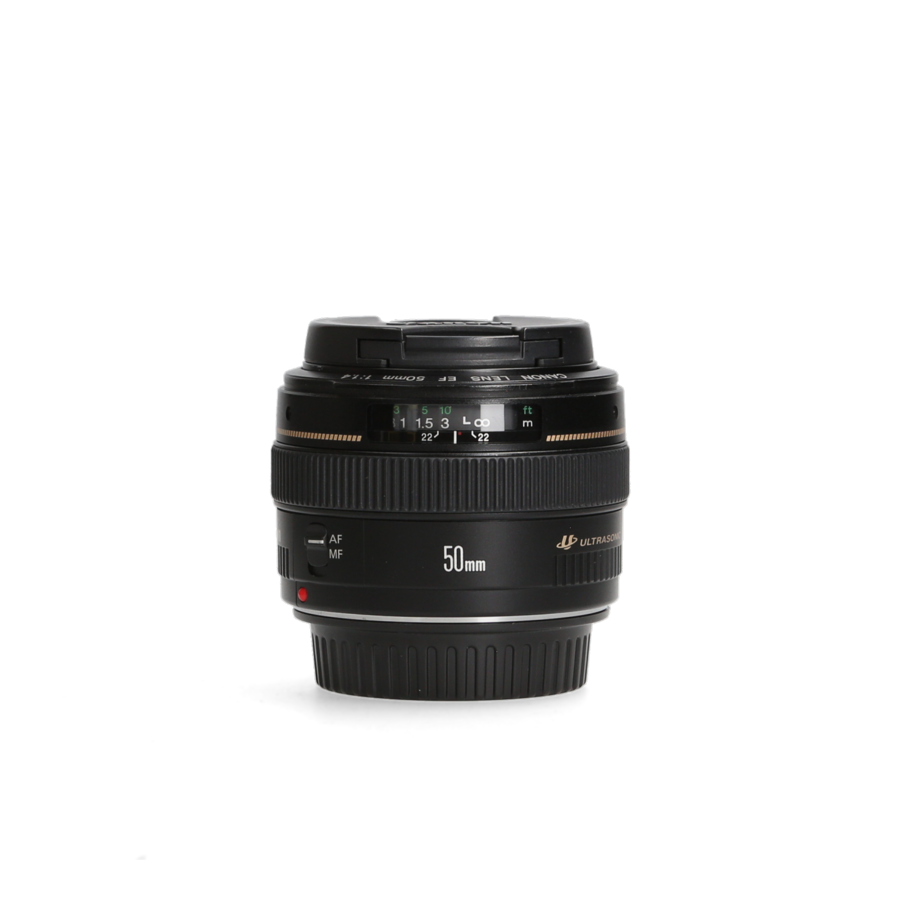 Canon 50mm 1.4 EF USM