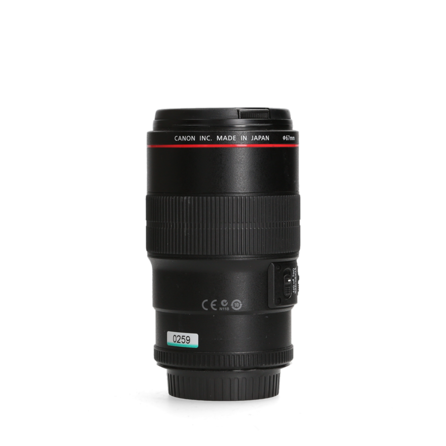 Canon 100mm 2.8 L EF IS USM