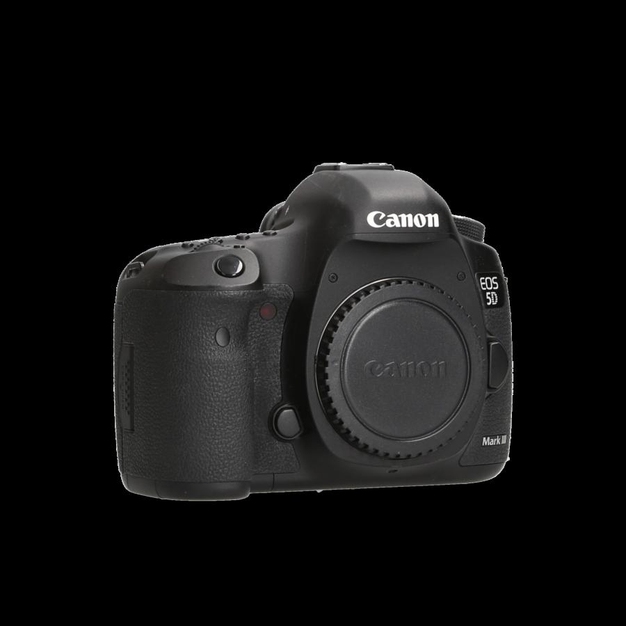 Canon 5D Mark III - 18.000 kliks - gereserveerd